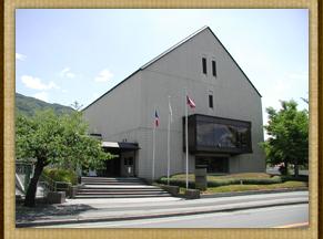 諏訪北澤美術館